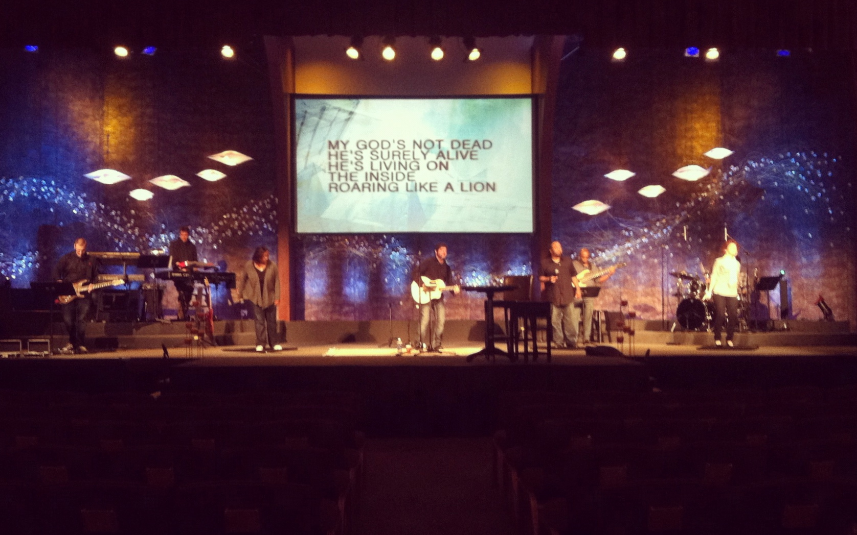 stage design: THE HOLY SPIRIT SERIES - [re]designing WORSHIP[re ...