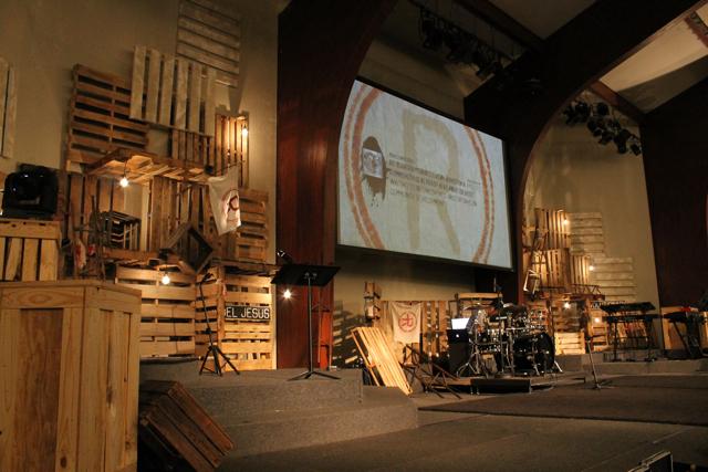 Renegade Gospel Stage Design Re Designing Worship Re