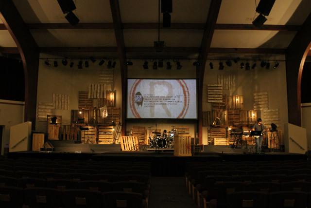 RENEGADE GOSPEL Stage Design - redesigning WORSHIP[re ...