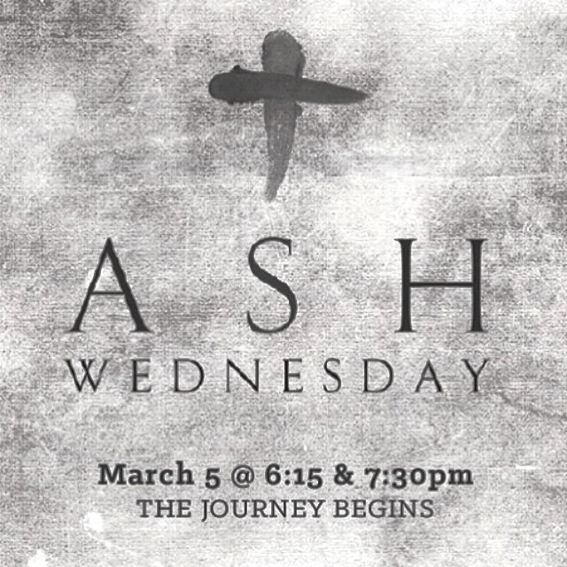 Ash Wednesday Worship @Ginghamsburg